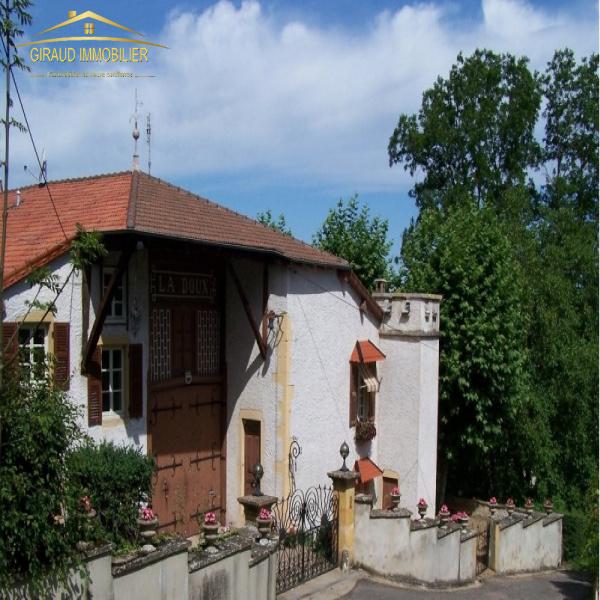 Offres de vente Propriete Saint-Denis-de-Cabanne 42750
