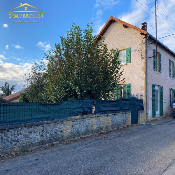 Offres de location Maison Pouilly-sous-Charlieu 42720