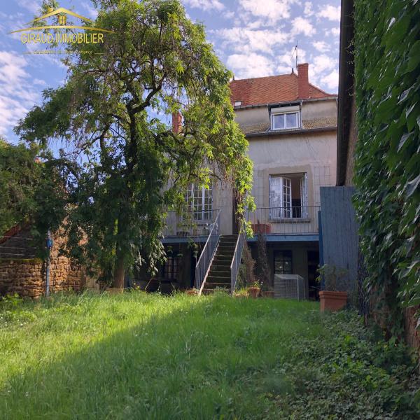 Offres de vente Maison de village Saint-Christophe-en-Brionnais 71800