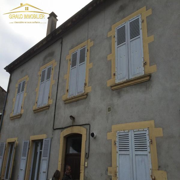 Offres de location Maison Chauffailles 71170