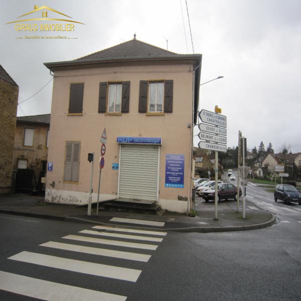 Location Immobilier Professionnel Entrepôt Charlieu 42190
