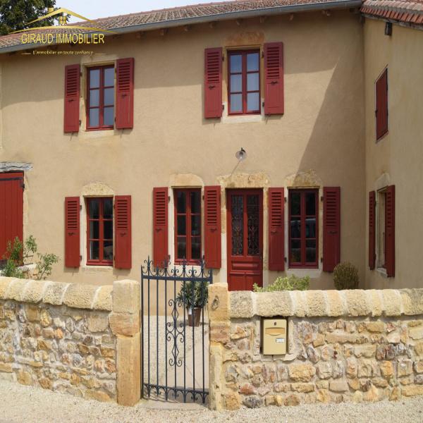 Offres de location Maison Saint-Julien-de-Jonzy 71110