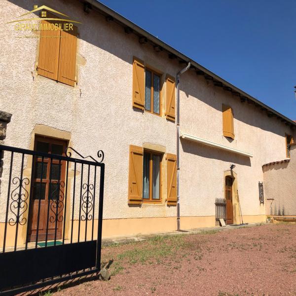 Offres de vente Maison Saint-Hilaire-sous-Charlieu 42190