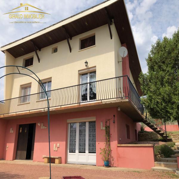 Offres de vente Maison Saint-Nizier-sous-Charlieu 42190