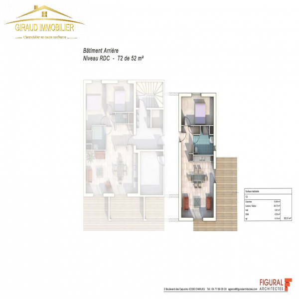 Offres de vente Appartement Charlieu 42190