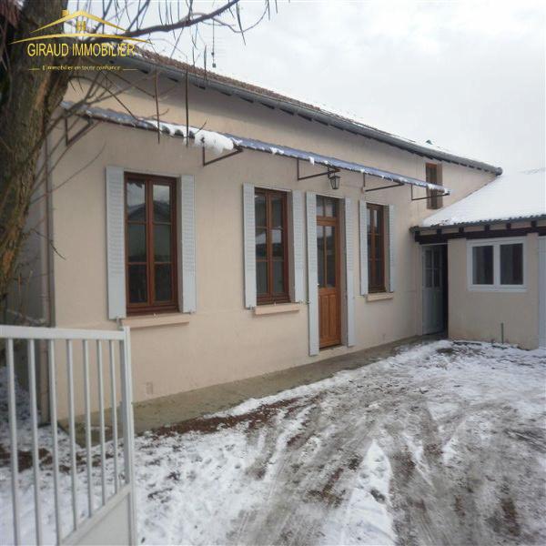 Offres de location Villa Pouilly-sous-Charlieu 42720